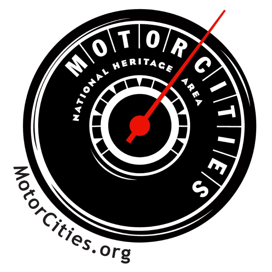 MotorCities Logo with black url